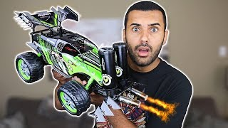 MOST DANGEROUS RC / HOT WHEELS CARS MOD OF ALL TIME 2.0!!! (EXTREME REMOTE CARS!!)