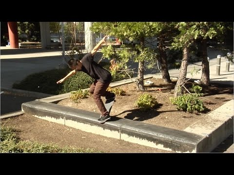BACKSIDE NOSEBLUNTS ACROSS GAP | ERIK BILLUPS