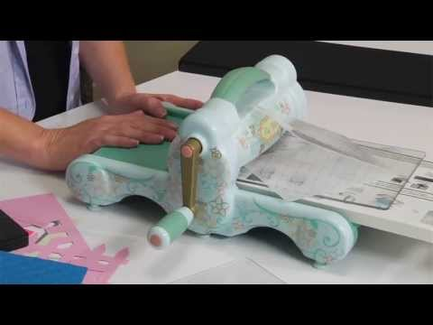 Sizzix New Big Shot Inspires All Of Your Arts and Crafts Projects