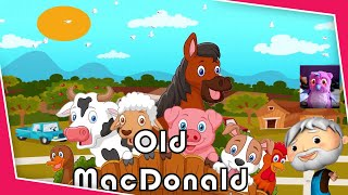 Baby Song Old Macdonald Had a Farm I Sing-Along Songs For 4 Year Olds