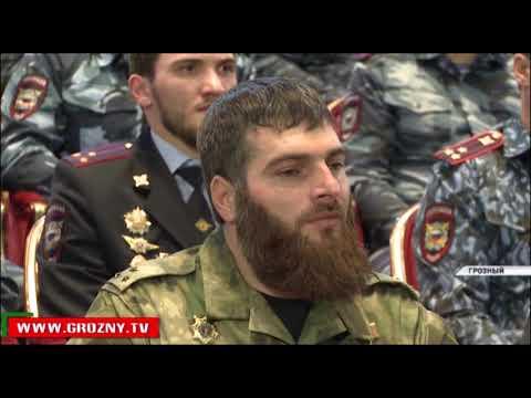 Рамзан Кадыров провел совещание с участием представителей МВД по ЧР и Управления ФСВНГ РФ по ЧР