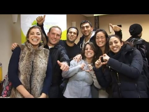 Masa Israel Post-College Leadership Summit December 2013