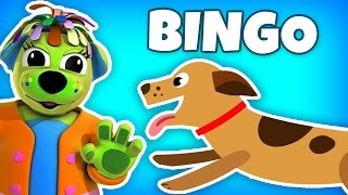 Bingo Dog Song | Nursery Rhymes | Cartoon Animation Rhymes For Kids by Raggs Tv