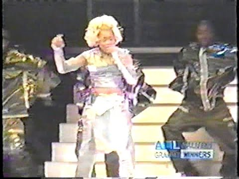 TLC - FanMail & Silly Ho live