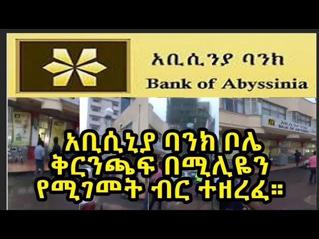 Abyssinia Bank Bole Branch located next to Edna mall.