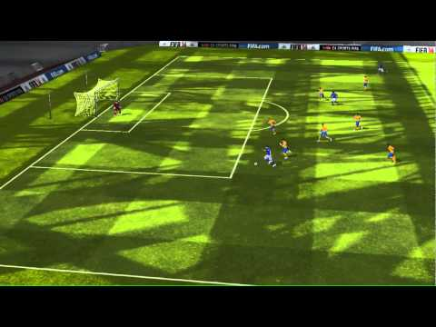 FIFA 14 iPhone/iPad - GALAXY 11 vs. Juventus