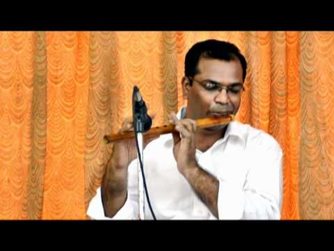 Endaro Mahanubhavulu By Flute Venkatesh video