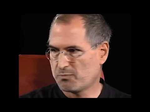 Steve Jobs at D2 (2004) - All Things Digital Conference (Part 1/3)