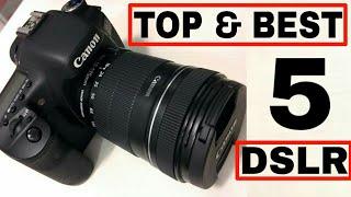 Best DSLR Camera With AutoFocus
