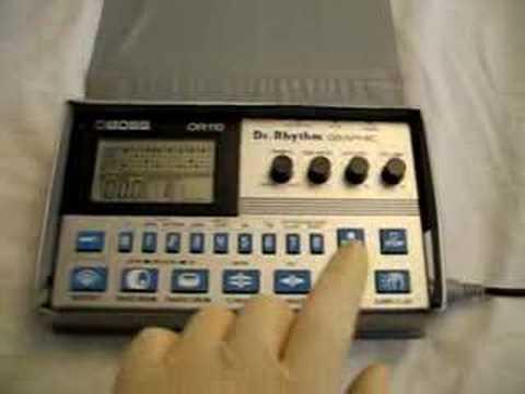 Boss Dr.Rhythm DR-110