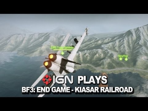 BF3: End Game - Kiasar Railroad
