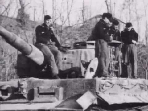 German War Files - Tiger - Heavy Tank Panzer VI
