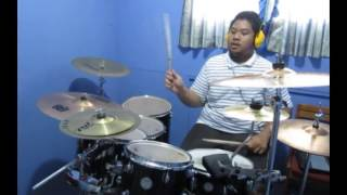 Adele - Someone Like You Drum Cover By Fakhri