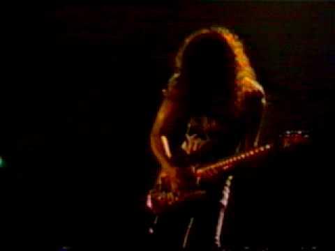 Kirk Hammett (Live Guitar Solo) Metallica