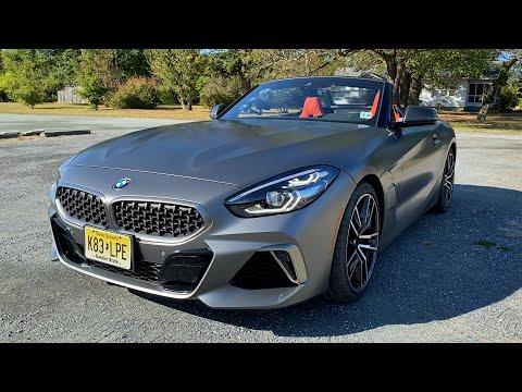 Quick Drive: 2020 BMW Z4 M40i