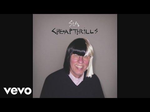 Sia - Cheap Thrills (Audio)