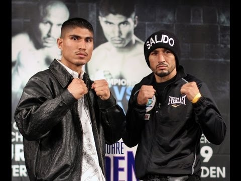 Orlando SALIDO vs. Mikey GARCIA Final Press Conference from Madison Square Garden