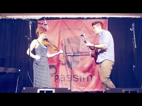 Katie McNally at Club Passim Aug 2014