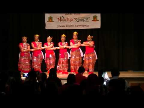 Bayarea Nritya Guru - Are Ja Re Hat Natkhat (OSAAT2013)