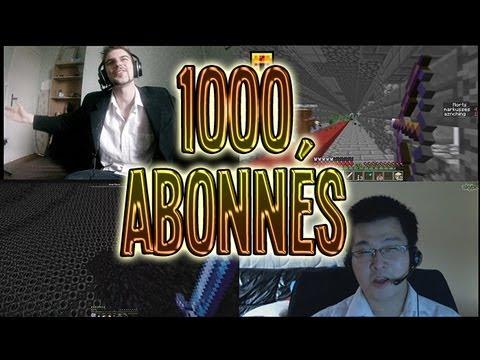 [FR]-Spécial 1000 abonnés-Invitée Spéciale/IRL/Bétisier/Piano