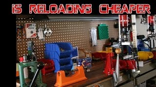 Is reloading cheaper? The total cost of reloading