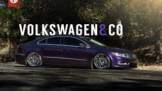 "2013 Volkswagen CC on 19"" VRC13's | VIP Modular Wheels"