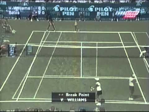 Venus Williams vs. Monica Seles (Pilot Pen Final 2000)