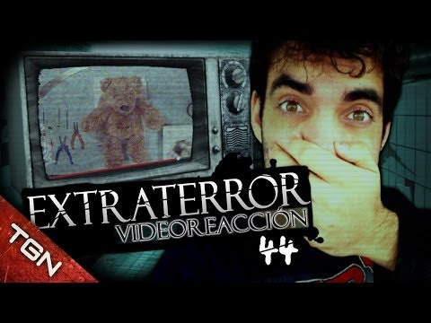 Extra Terror Video reacción 44#: TEDDY HAS AN OPERATION
