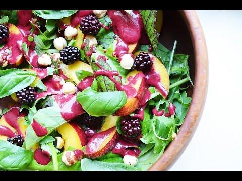 Постный фруктовый салат - Постное меню - ЗДОРОВОЕ ПИТАНИЕ - SUPER SUMMER SALAD RECIPE