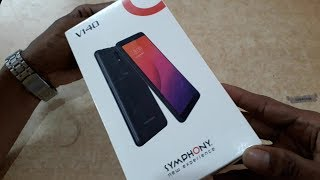 Symphony V140 Unboxing And Review