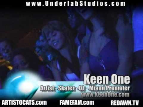 ARTOFFICIAl LIVE -Miami Future Classic Festival + KEEN One