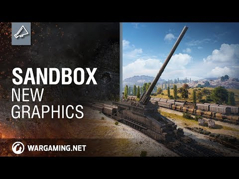 Developer Diaries—Sandbox: Improved Graphics - World of Tanks PC