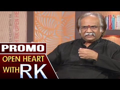 Senior Actor Subhalekha Sudhakar | Open Heart with RK | Promo | ABN Telugu