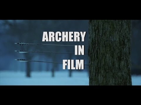 Archery in film