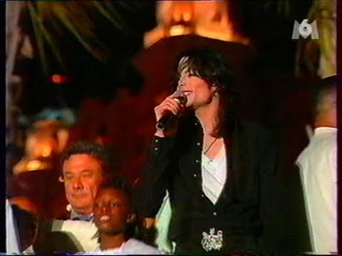 Michael Jackson - Heal The World - Live Bahamas 1998 - ReMastered...