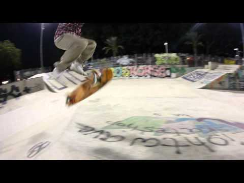Longboard earthwing (44'') 10 tricks Yoni ettinger