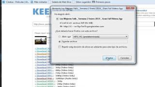 Bajar descargar videos y canciones de youtube y facebook con keepvid de manera facil y sin programas