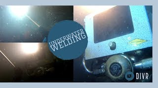 Underwater Welding | Commercial Diving