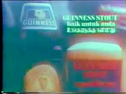 Guinness Stout (Malaysian ad) 1970s