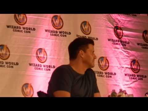 David Boreanaz Q&A WizCon 8-23-14 Chicago