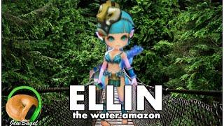 SUMMONERS WAR : Ellin the Water Amazon - Gameplay Spotlight