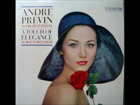 André Previn  I Let A Song Go Out Of My Heart