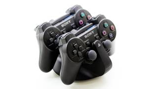 Sony DualShock 3 Charging Station Unboxing
