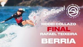 SuperLiga Siroko 2019 - Berria final masculina by San Miguel