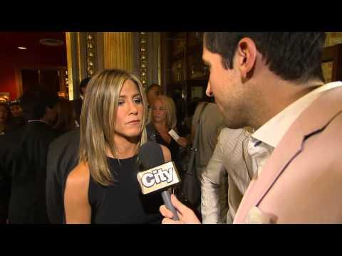 TIFF 2014: Jennifer Aniston & Sam Worthington discuss roles in 'Cake'
