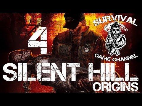 ПУСТЫННЫЙ ГОРОД — Silent Hill: Origins прохождение [1080p] Часть 4