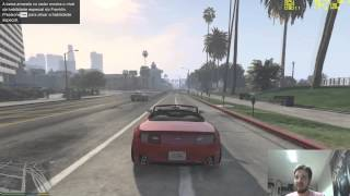 GTA 5 GAMEPLAY COM A GTX 750 TI 2GB