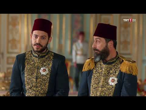 Payitaht Abdülhamid 25 Bölüm   Sultan geri bakarsa ordu mezara bakar