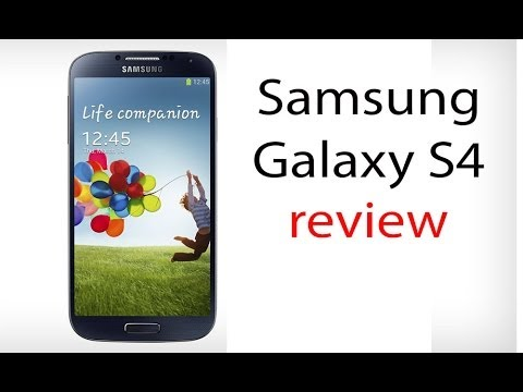 Samsung Galaxy S4 review (en español)