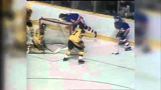 1982 Stanley Cup Final - Game 4